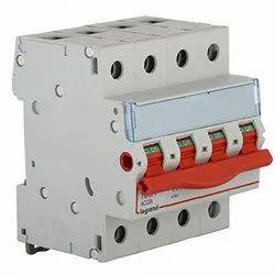 Legrand Isolator Switch