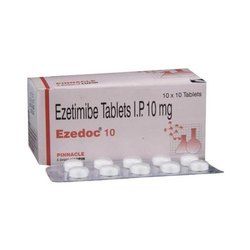 10 mg Ezetimibe Tablets IP