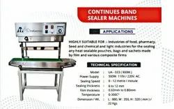 Continuous Band Sealer With Nitrogen