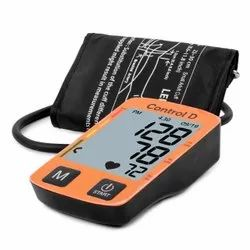 Digital Control D Blood Pressure Monitor, For Personal
