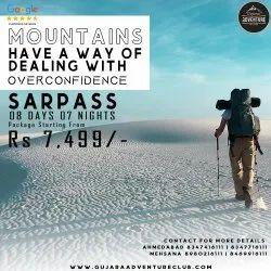 Sar Pass Snow Trek
