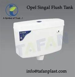 VIRGIN Toilet Flush Tank, Model Name/Number: Opel 10 Liter