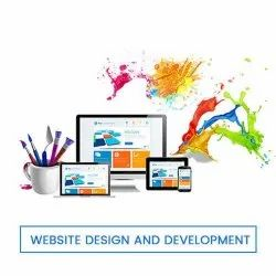 PHP/JavaScript Dynamic Website Design Development Services, With 24*7 Support
