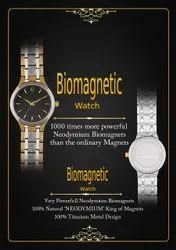 BioMagnatic Watch
