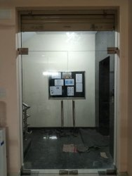 Glass Partition And Door