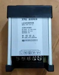 XRF-60-12 Rainproof Power Supply