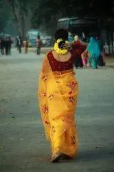 Rich Wedding Wear Saree