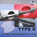 Clear Transparent Pvc Tufshield Car Door Handle Protection Film, Packaging Type: Packet