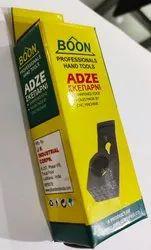 Boon Casted Adze, Size: Standard, Model Name/Number: JkADZE
