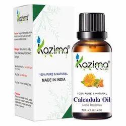 KAZIMA 100% Pure Natural & Undiluted Calendula Oil