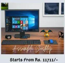 Desktop Computer Assembly, Odisha, Hardware & Software