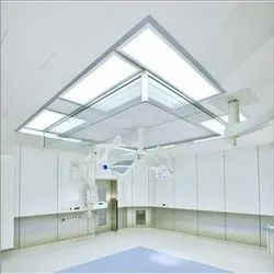 Planair System with Laminar Flow For Hospital