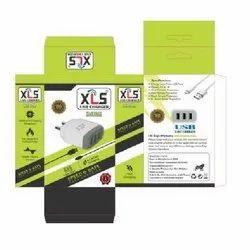 Usb Charger 3 Port 4.1amp Xl401cm