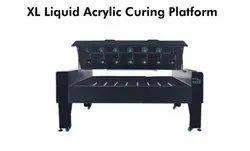Liquid Acrylic Curing Machine
