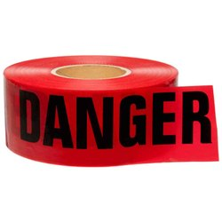 Biodegradable Barricading Tape
