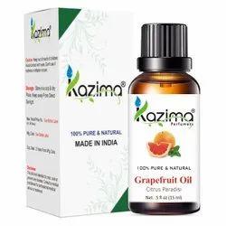KAZIMA 100% Pure Natural & Undiluted Grapefruit Oil