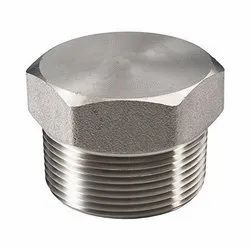 Stainless Steel Forged Plug