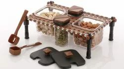 Plastic Dry Fruit Trays, For Home