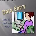 Online Data Entry Project