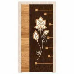Wooden Laminated Home Door