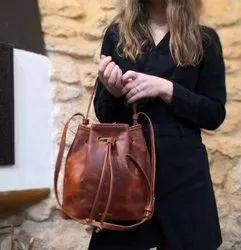 Iftekhar Baf Vintage Genuine Leather Bag