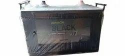 Amaron Black BL1000RMF Battery, Capacity: 100 Ah