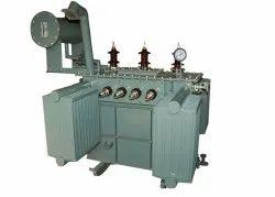 3-Phase 400kVA Oil Cooled Distribution Transformer