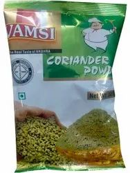 Dried Coriander Powder, For Spices, Packaging Size: 500 Gram