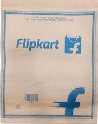Flipkart Tamper Proof Paper Bag
