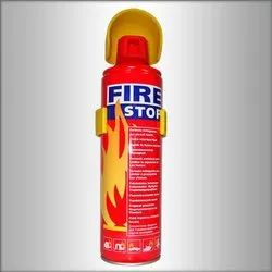 local liquid type Fire Stop Extinguisher, For car, Capacity: 500 ml