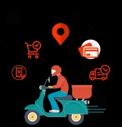 Online Hyper Local Delivery