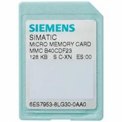 SIEMENS SIMATIC S7 6ES7 953-8LG30-0AA0, For PLC, Memory Size: 128KB