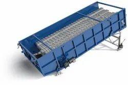 Ballistic Separator Machine For Solid Waste