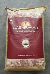 Aashirvaad Aata 25 Kg, Packaging Type: Bag, 60 Days
