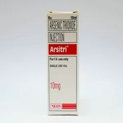 Arsitri  - Arsenic Trioxide 10 Mg Injection