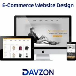 E Commerce Website Design, Chat,Online as well as 24*7