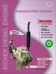 323 ES Eicher Agro Engine