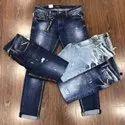 Denim Plain Big Size Mens Jeans, Waist Size: 38-42