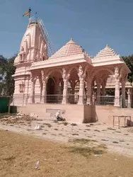 Pink Stone Temple, Size: 80 Cm