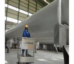 High build MIO Epoxy Paint Structure Service