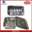 Stainless Steel Instrument Tray Desco, For Hospital