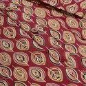 Janasya Men's Red Cotton Kurta(MEN5027)
