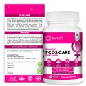 Pcos Care - Elicura - PCOS Care For Women (60 Veg Capsules)