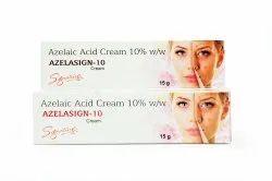 Azelasign-10 Cream