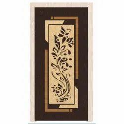 35 mm 3D Wooden Laminated Door