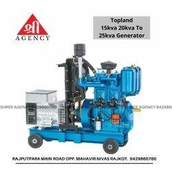 1 Phase Current Generator, 240v