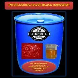 Interlocking Paver Block Hardener