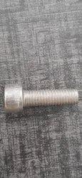 Round Full Thread Ss Allen Cap, Grade: 304, Size: 6mm