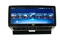 Ateen BMW Series Car Android Music System For Old Wagon R Floating Display Stereo 2GB/32GB