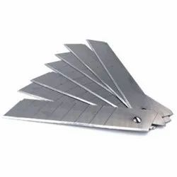Silver High Speed Steel Paper Knife Cutter Blade for Industrial, Packaging Type: Box